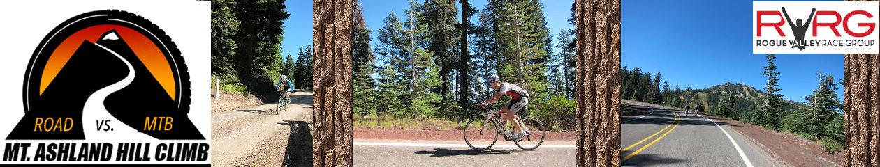 Mt Ashland Hill Climb Bike Race
